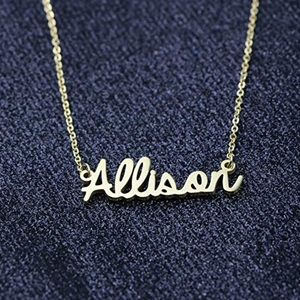Jewelry - Allison Name Necklace